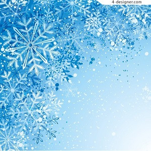 1bluechristmassnowflakebackground_4